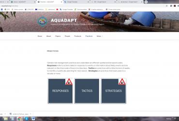 Aquadapt – Aquaculture adaptation to climate change