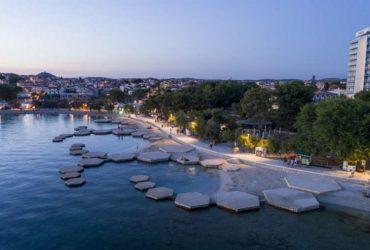 Uređenje obalnog pojasa Vodice-Srima-Prvić (Plaža Punta–Bristak)