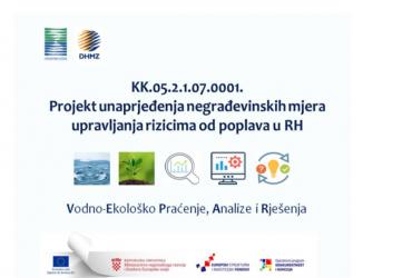 VEPAR – Projekt unaprjeđenja negrađevinskih mjera upravljanja rizicima od poplava u Republici Hrvatskoj