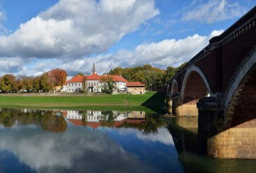 Studija i strategija razvoja zelene infrastrukture grada Siska