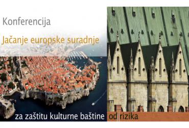Konferencija o zaštiti kulturne baštine od klimatskih promjena
