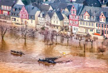 Europa može dodatnim poboljšanjima sustava obrane od poplava ostvariti velike uštede